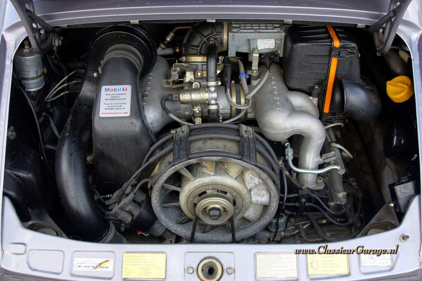 Porsche 911 Carrera 3 2 Targa Commemorative Edition 1988 Details
