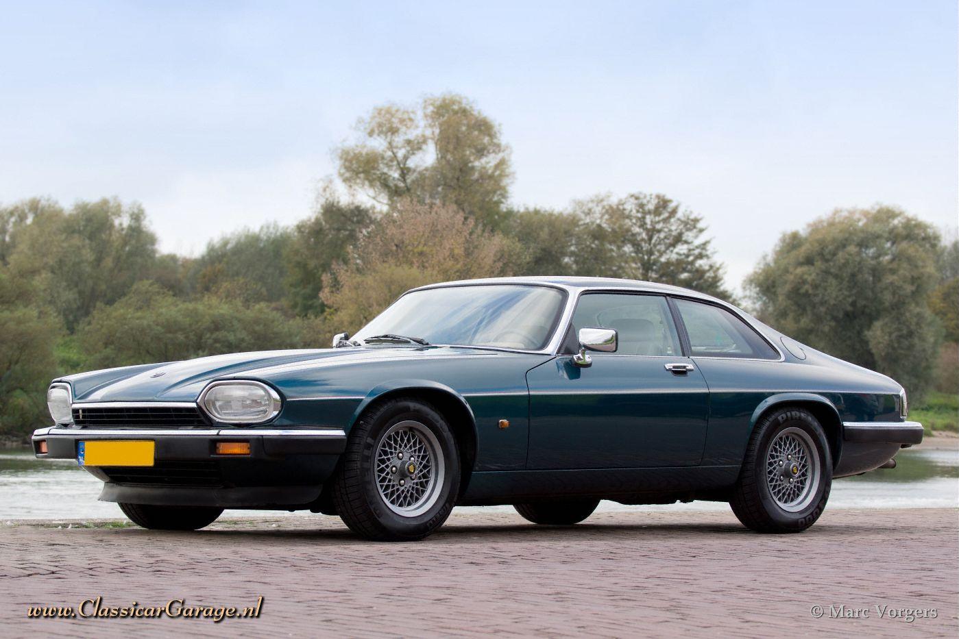 Jaguar Xjs 4 0 Litre Coupe 1992 Details