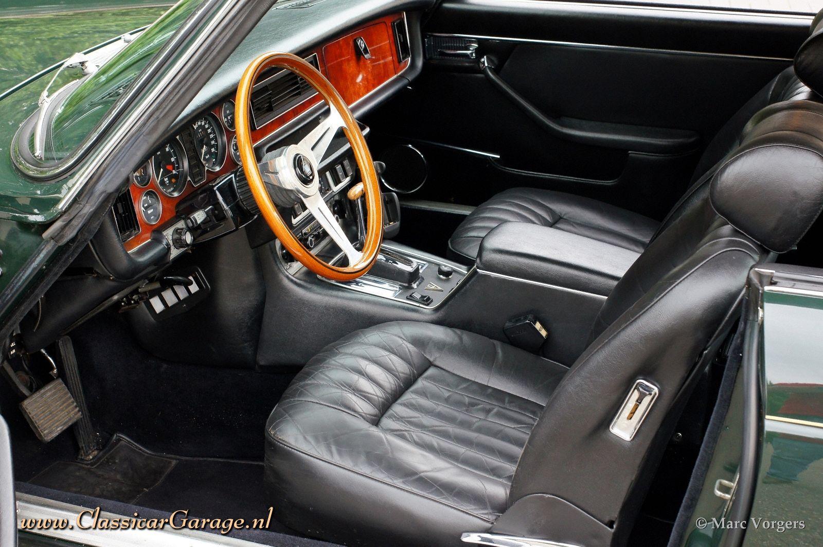 Jaguar Xj C V12 1977 Details