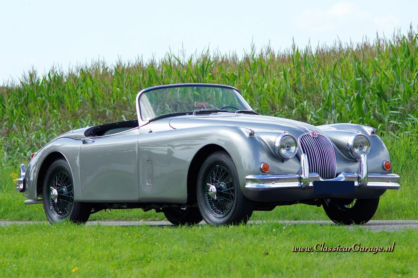 Jaguar Garages Jaguar Xk Litre Ots Roadster 1959 Details