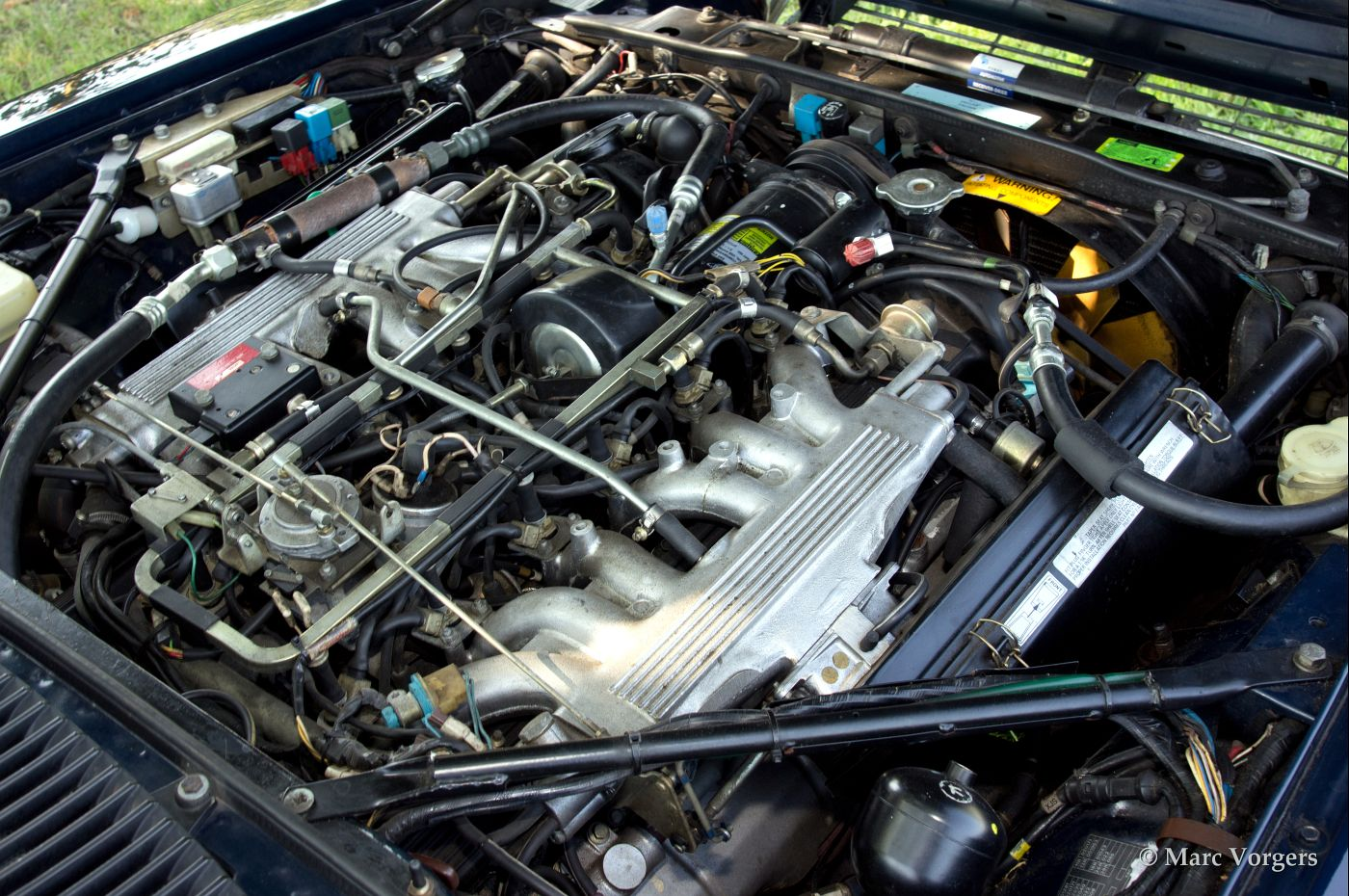 Jaguar Xj S V12 Convertible 1988 Details