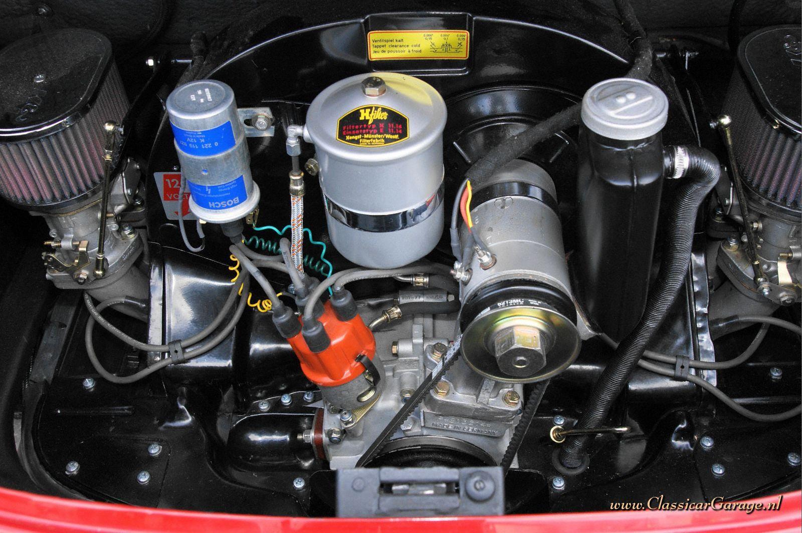 Porsche 356 Sc Coup 233 1963 Details