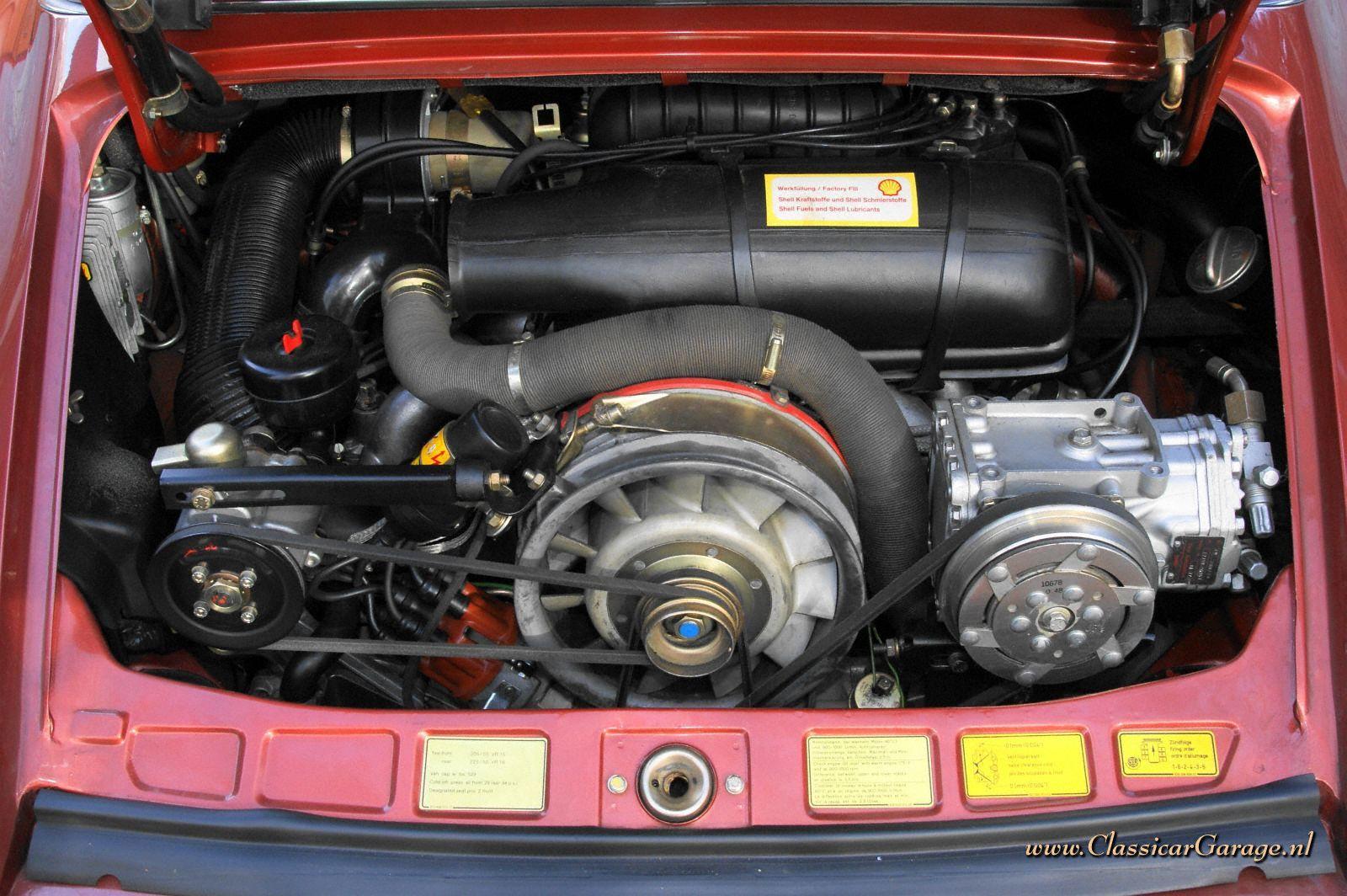 Porsche 911 Engines flat six    engine    a porsche 911 history