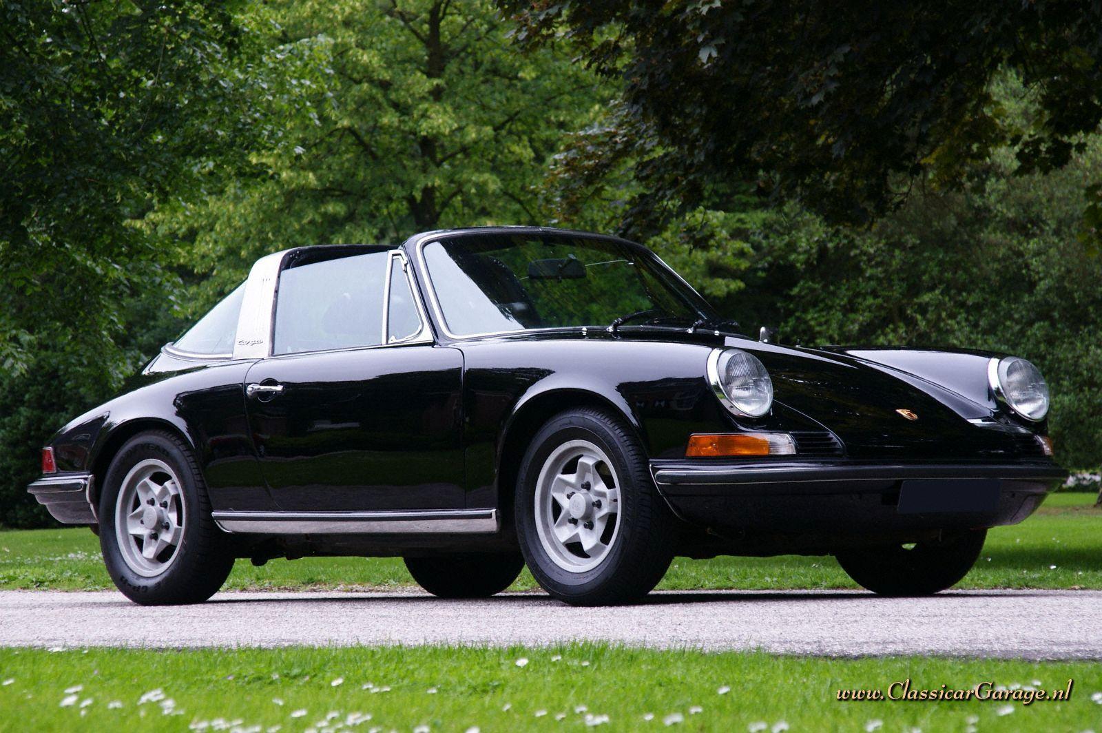Porsche 911 2 4 T Targa 1973 Details