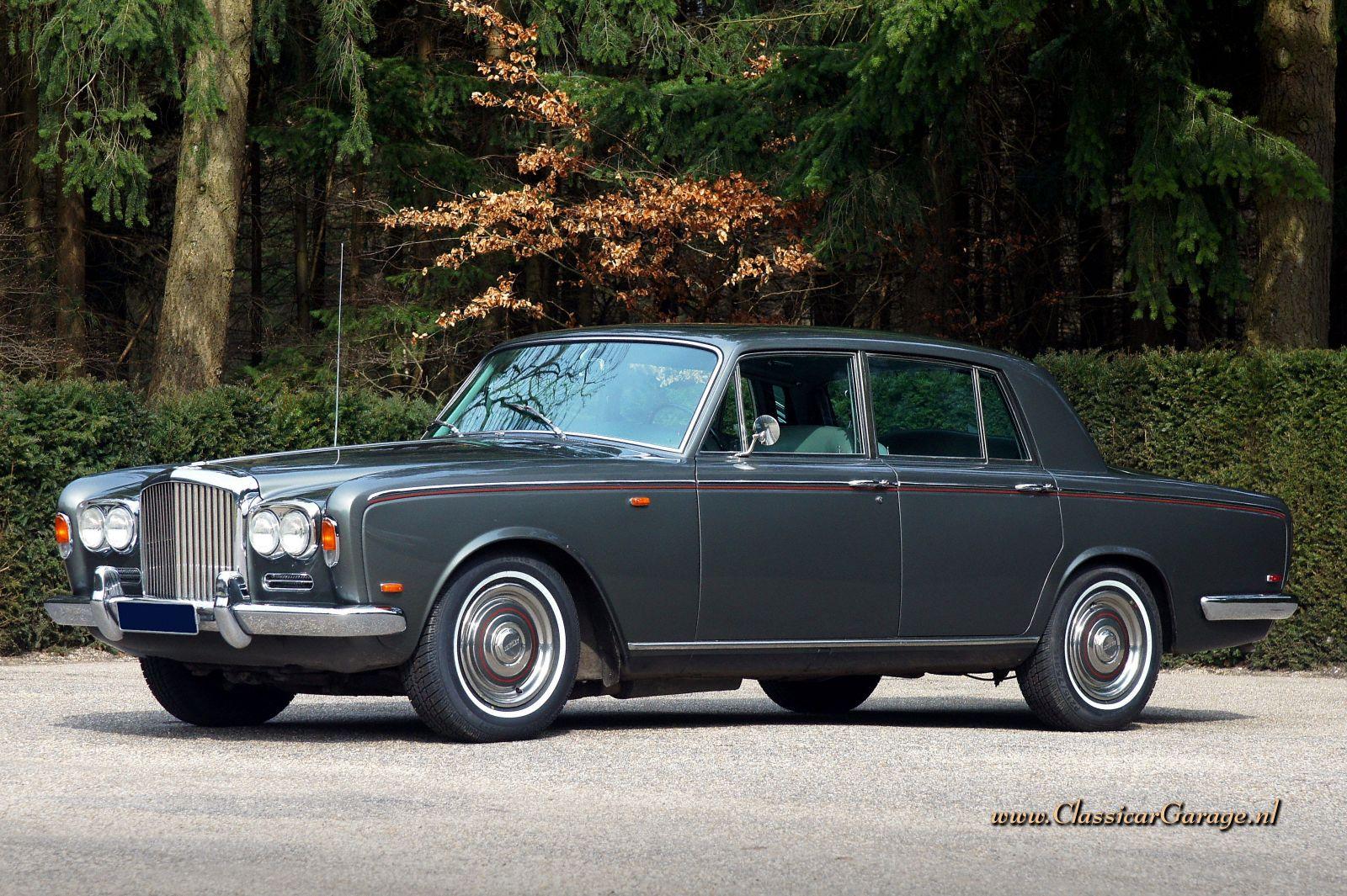 Bentley T1 1969 Details